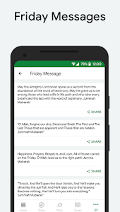 screenshot of Muslim: Prayer Times, Qibla Finder, Quran version 4.0.79