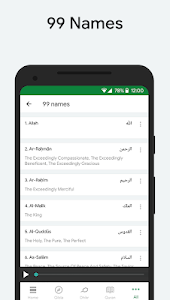 screenshot of Muslim: Prayer Times, Qibla Finder, Quran version 4.0.56