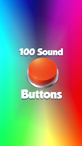 screenshot of 100 Sound Buttons version 1.1.15