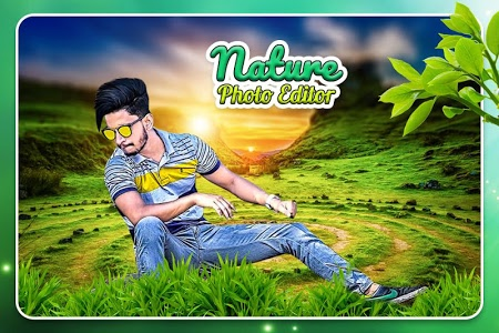 screenshot of Nature Photo Editor New version 1.9
