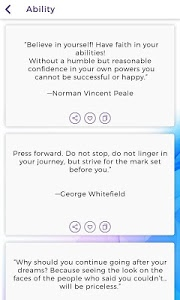 screenshot of 25000 Messages, Quotes, Status, Wishes, Poems version 1.10