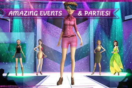 screenshot of 3D Fashion Show Challenge version 2.1