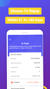 screenshot of 9ja Cash-Quick Loan App,Get Instant Money Anytime version 1.0.4
