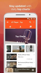 screenshot of Free Music Player for YouTube version 1.118