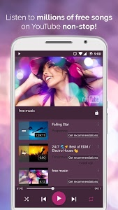 screenshot of Free Music Player: Endless Free Songs Download Now version 1.262