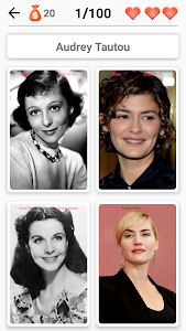 screenshot of Hollywood Actors - Celebrities and Movie Stars version 1.1