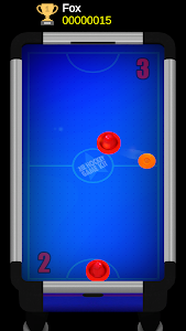 screenshot of Air Hockey version 1.0.1