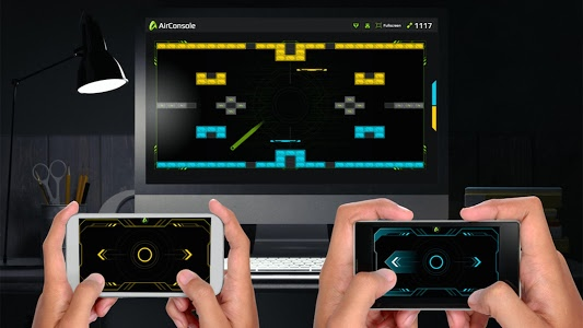 screenshot of AirConsole - Game Console version 1.7.0