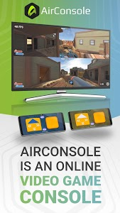 screenshot of AirConsole - Multiplayer Game Console version 2.3.0