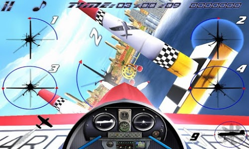 screenshot of AirRace SkyBox version 4.4