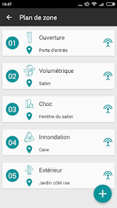 screenshot of Alarme Atlantic'S 4.0 version 4.0.6