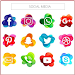 All Social Networks | All Social Media -All in One