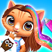 Download Amy's Animal Hair Salon - Cat Fashion & Hairstyles 2.0.65 APK