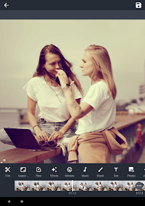 screenshot of AndroVid - Video Editor, Video Maker, Photo Editor version 3.3.7.4