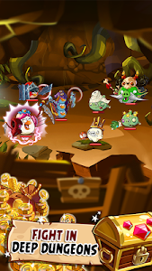 screenshot of Angry Birds Epic RPG version 1.2.12