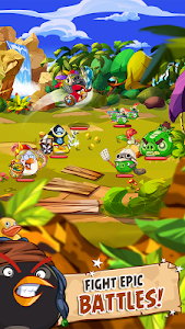 screenshot of Angry Birds Epic RPG version 2.9.27336.4745