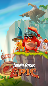 screenshot of Angry Birds Epic RPG version 1.4.2