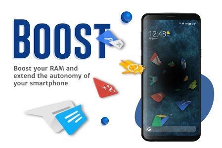 screenshot of Apolo Launcher: Boost, theme, wallpaper, hide apps version 1.1.42