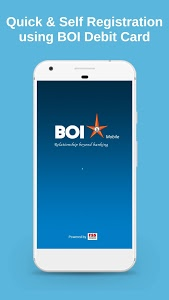 screenshot of BOI Mobile version 1.1.18