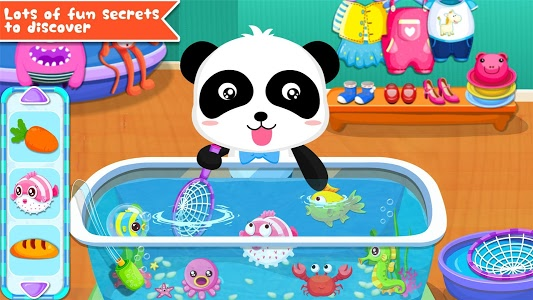 screenshot of Baby Panda's Supermarket version 8.13.10.00