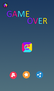 screenshot of Balls color rotate version 1.0