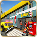 Bank Construction Site: Tower Crane Operator Sim