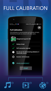 screenshot of Battery HD version Varies with device