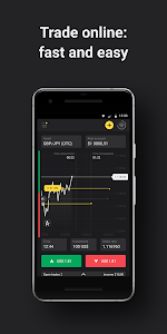 screenshot of Binomo: Easy stock trading app version 4.8.8