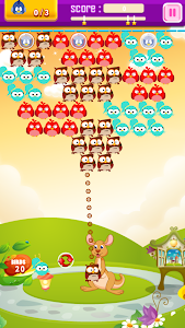 screenshot of Bird Bubble Temple version 1.0.7