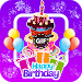 Download Birthday Song Maker with Name - B-day Photo Frame 1.0 APK