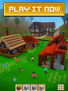 screenshot of Block Craft 3D: Building Simulator Games For Free version 2.10.12