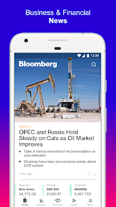 screenshot of Bloomberg: Market & Financial News version 5.12.8.1629626.9d07d88f9