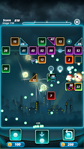 screenshot of Brick puzzle master : Ball Vader2 version 1.3.51