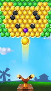 screenshot of Bubble Shooter version 54.0