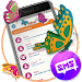 Download Butterfly SMS 5.9 APK