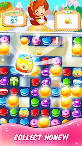 screenshot of Cake Match 3 Mania version Varies with device