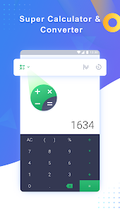 screenshot of Calculator - free calculator, multi calculator app version v8.0.1.9.0509.1