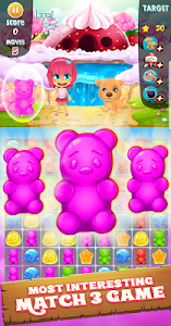 screenshot of Candy Bears 2019 version 1.01