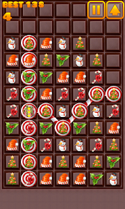 screenshot of Candy Collapse version 1.2