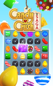screenshot of Candy Crush Saga version 1.173.0.2