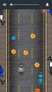 screenshot of Car Speed Racing version 1.0