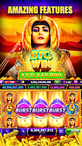 screenshot of Cash Blitz™ - Free Slot Machines & Casino Games version 6.0.0.110