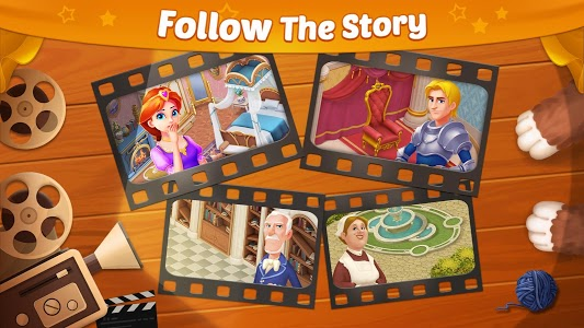 screenshot of Castle Story: Puzzle & Choice version 1.7.4