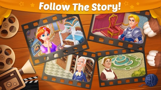 screenshot of Castle Story: Puzzle & Choice version 1.17.12