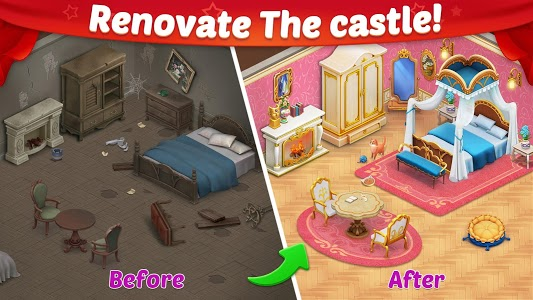 screenshot of Castle Story: Puzzle & Choice version 1.15.6
