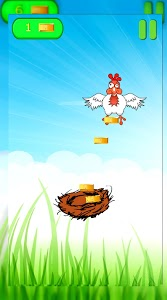 screenshot of Catch The Chick version 1