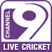 Channel 9 Live Cricket
