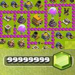 Cover Image of Download Cheats Gems for Clash of Clans 1.0 APK