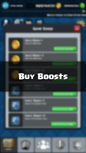 screenshot of Chests simulator for CR version 3.91