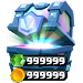 Chests & Gems for Clash Royale